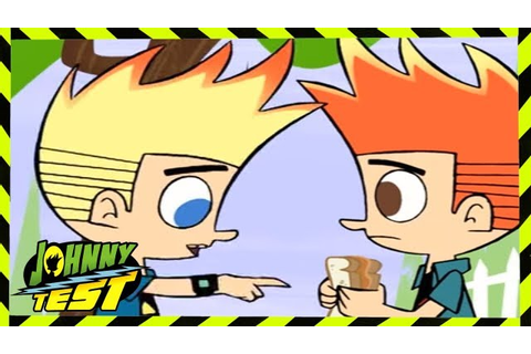 Johnny Test - Johnny'sExtreme Game Controller // Li'l ...
