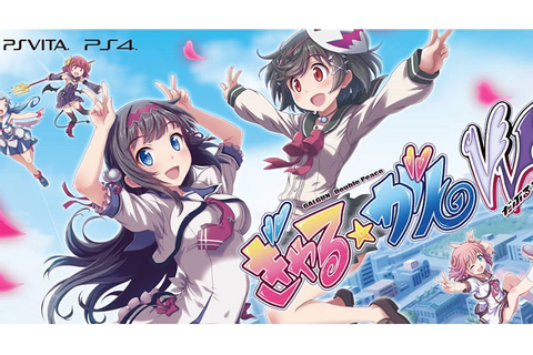 Download Game Gal*Gun : Double Peace Full Free - PC GAMES ...