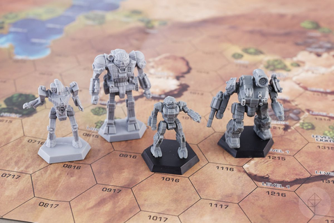 BattleTech's two excellent new starter sets go on sale ...