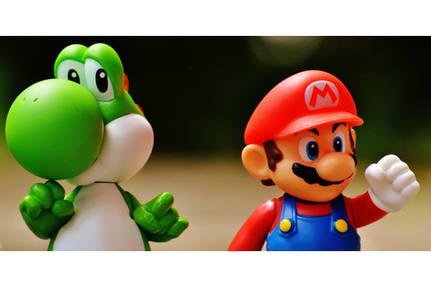 Nintendo Developers Reveal Mario Punches Yoshi in the Head