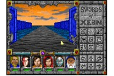 Might and Magic: Swords of Xeen - MS-DOS Classic Games Game