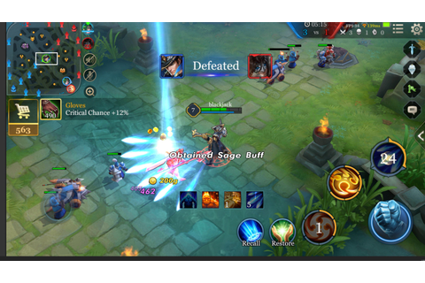 'Arena of Valor' officially launches on Nintendo Switch in ...