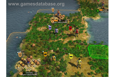 Sid Meier's Civilization IV: Colonization - Valve Steam ...