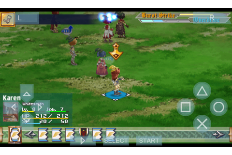 Download Psp Ragnarok Tactics Iso - extrablogs