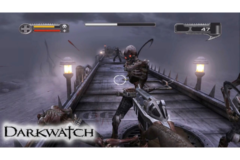 PCSX2 Emulator 1.5.0-1441 | Darkwatch [1080p HD] | Hidden ...