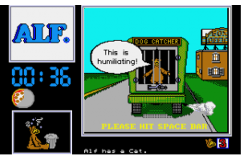 Download ALF: The First Adventure - My Abandonware