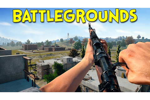 Getting Started in PlayerUnknown's Battlegrounds! - YouTube