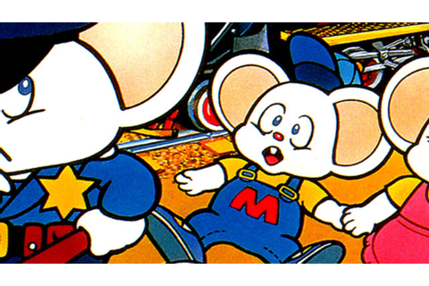 Mappy-Land (NES) Game Profile | News, Reviews, Videos ...