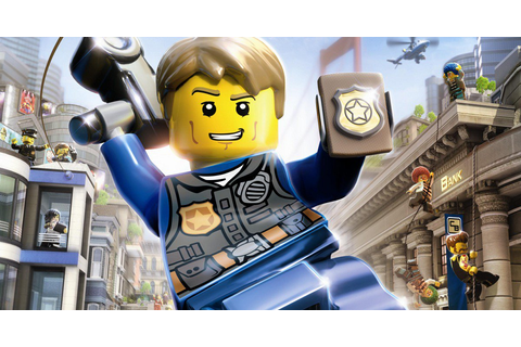 The gallery for --> Lego City Undercover Rex Fury