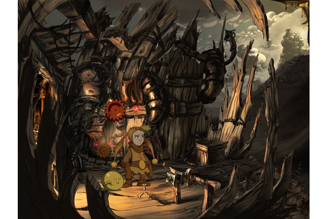 Image 3 de Les Chroniques de Sadwick : The Whispered World ...