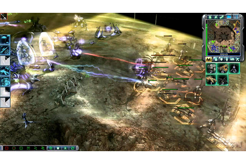 Command & Conquer 3 Tiberium Wars PC Games Review - - YouTube