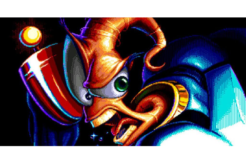 Earthworm Jim game announced for the new Intellivision ...