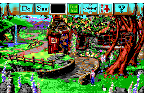 Mixed Up Fairy Tales Screenshots for DOS - MobyGames