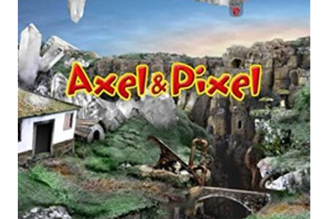 Axel and pixel | PC Games Download Full Version For Free