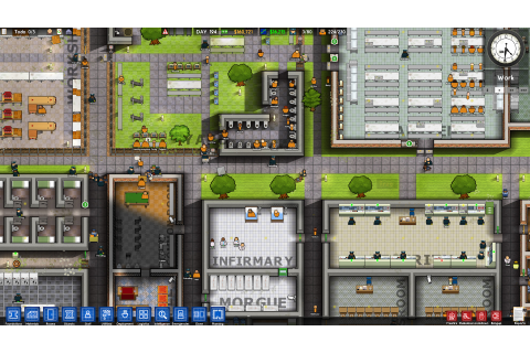 Prison Architect – Game Side Story