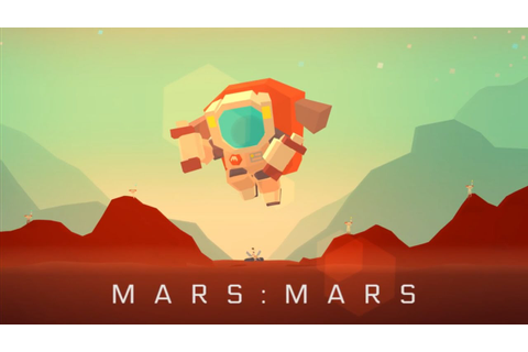 Mars: Mars (by Pomelo Games) iOS / Android - HD Gameplay ...