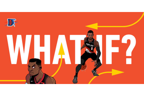 What If? Russell Westbrook and Damian Lillard Trading ...