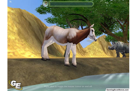 Zoo Tycoon 2: Endangered Species Review - GamingExcellence