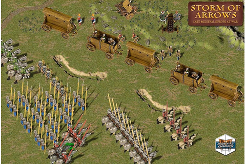 Field of Glory - Storm of Arrows Screenshots and Game Art ...