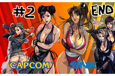 Capcom vs. SNK 2: Mark of the Millennium 2001 - Download ...