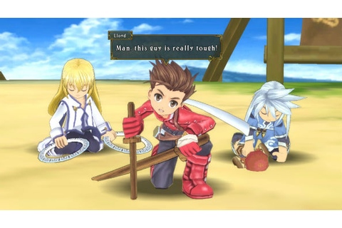 Tales of Symphonia out now on PC but all is not well at ...