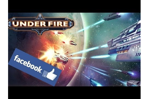 Facebook Game Tip - Under Fire - YouTube