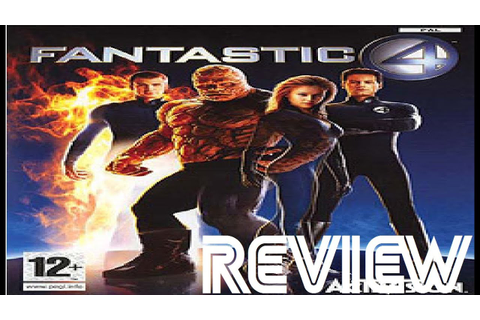 GFZ Review - Fantastic Four: The Video Game - YouTube