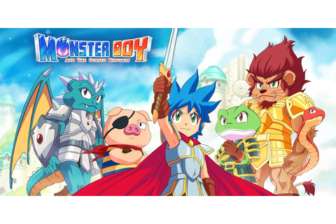 Monster Boy and the Cursed Kingdom | Nintendo Switch ...