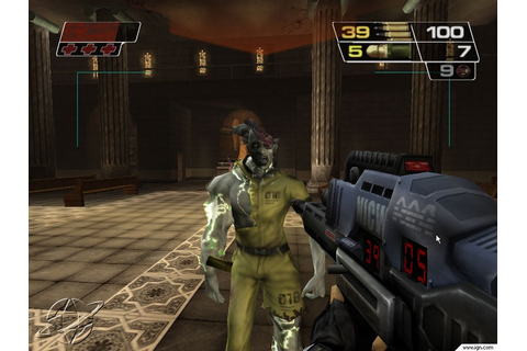 Red Faction II Screenshots, Pictures, Wallpapers - PC - IGN