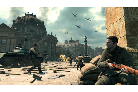 Sniper Elite V2 Download PC Game - Free Games Download