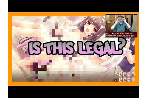 NEKOPARA Vol 1 Gameplay(PC) by TheBlueDragon