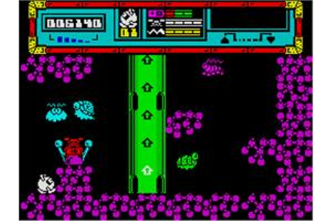 Starquake - Sinclair ZX Spectrum - Games Database