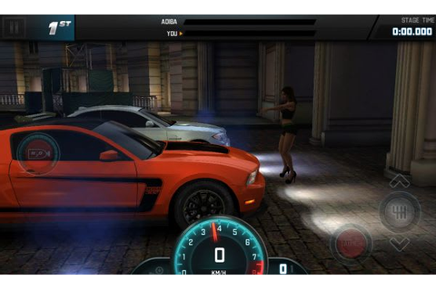 Fast & Furious 6: The Game for Android - Download