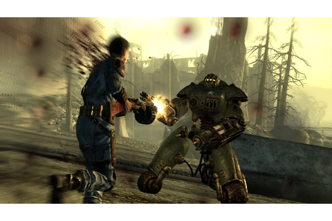 Fallout 3 : Game of The Year Edition PC Game Download Free ...