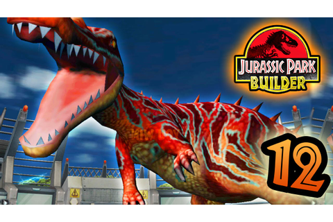 Jurassic Park Builder: JURASSIC Tournament: Part 12 ...