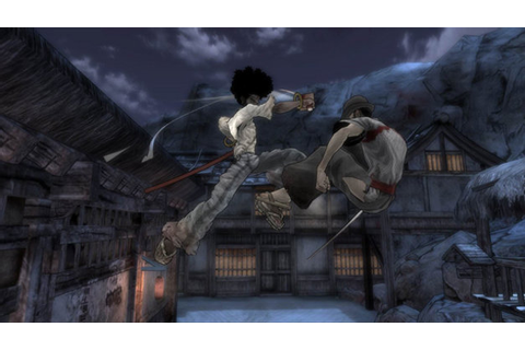 Afro Samurai® Game | PS3 - PlayStation