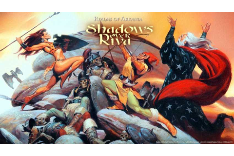 Realms of Arkania 3: Shadows over Riva - Tải game miễn phí