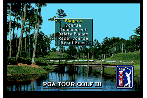 Download PGA Tour Golf III - My Abandonware