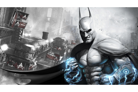 Batman: Arkham City Full HD Wallpaper and Background Image ...