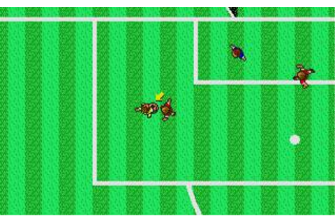 Microprose Soccer Download (1989 Amiga Game)