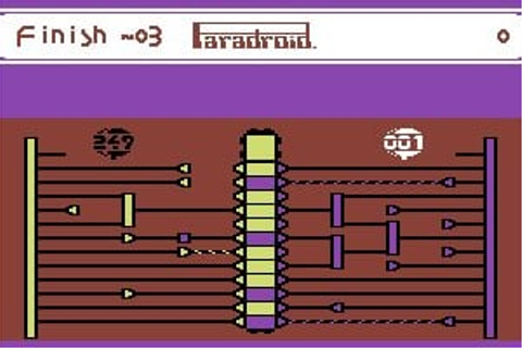 Paradroid (C64 / Commodore 64) News, Reviews, Trailer ...