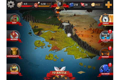 World Map Hub | World of Warriors Wiki | FANDOM powered by ...