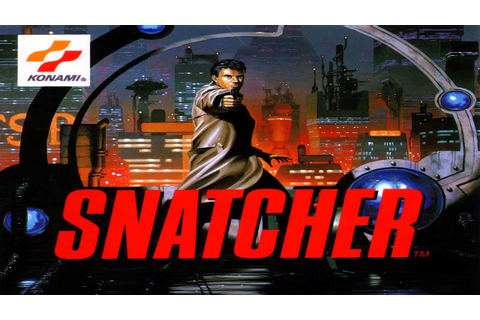 Snatcher - Sega CD OST - YouTube