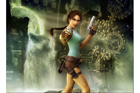 Tomb Raider Anniversary: About the game