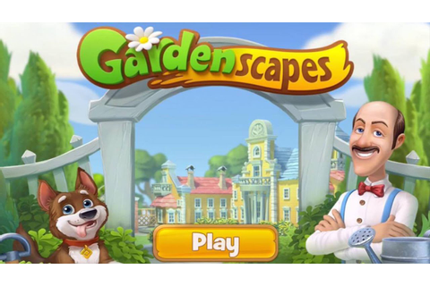 Gardenscapes - New Acres Gameplay FREE APP (IOS/Android ...