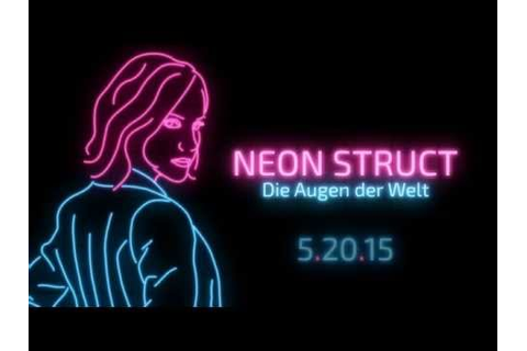 Game Watch: Neon Struct | WALK, LOOK, TALK, ASK, PICKUP ...
