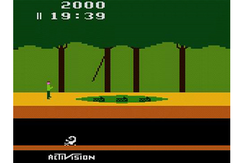 Greatest Games: Pitfall! – The Late Night Session