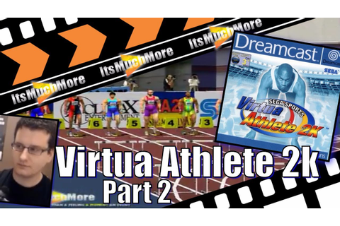 Virtua Athlete 2K - Sega Dreamcast : Play Through ...