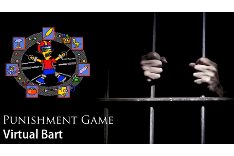 Punishment Game: Virtual Bart - YouTube