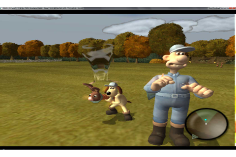 Wallace & Gromit: The Curse of the Were-Rabbit on Qwant Games